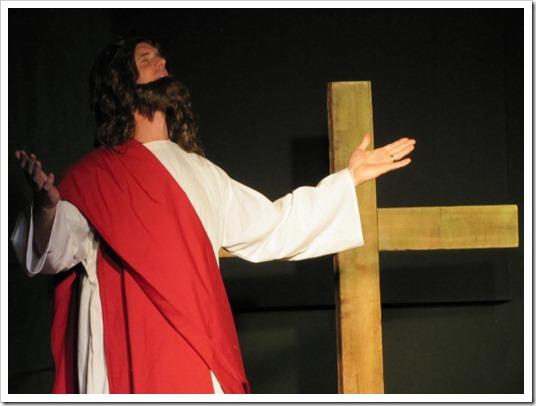 Jesus Sent For Us