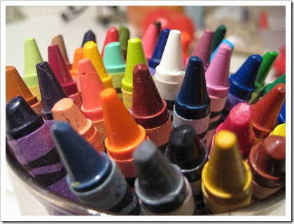 crayons